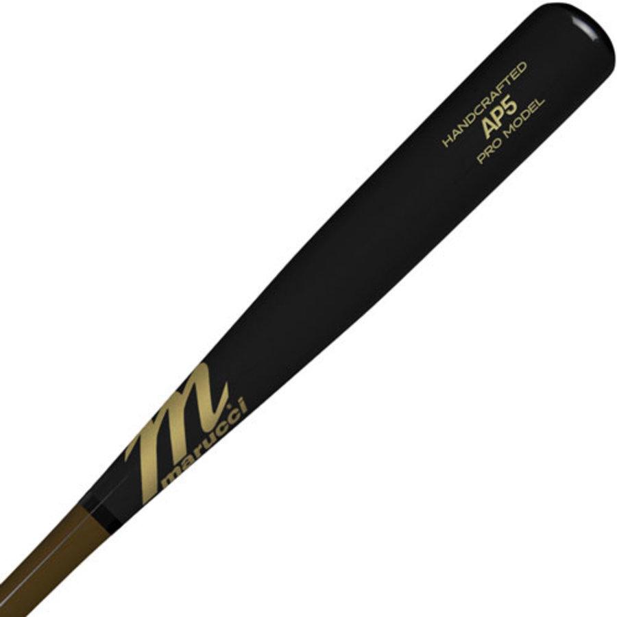 Marucci AP5 Pro Model Brown/Black Wood Bat