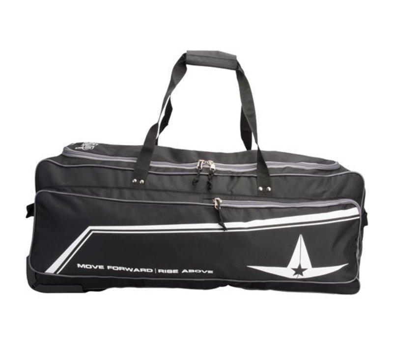 Pro Model Equipment Bag W/ Rollers