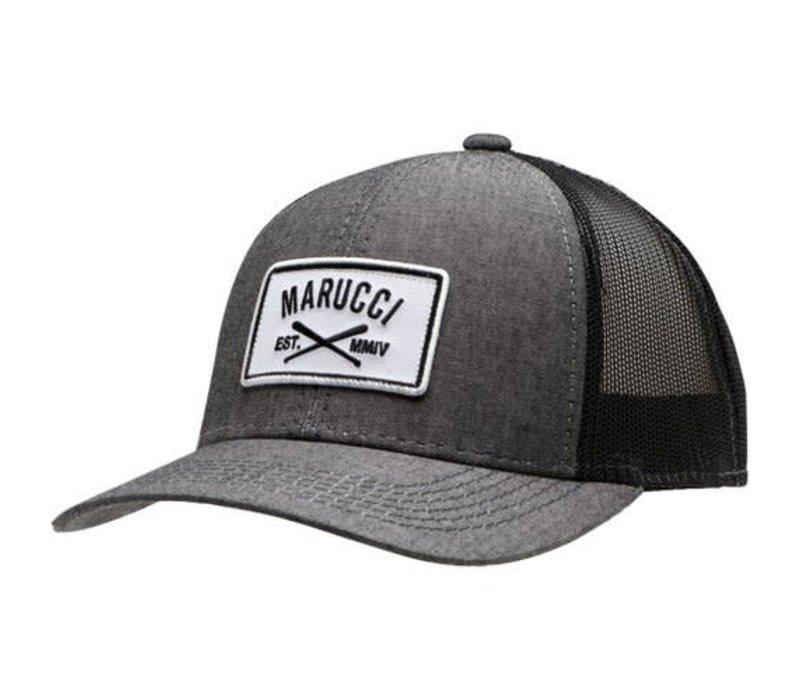 Cross Patch Trucker Hat
