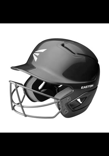 Easton Alpha Batting Helmet Softball Mask Black
