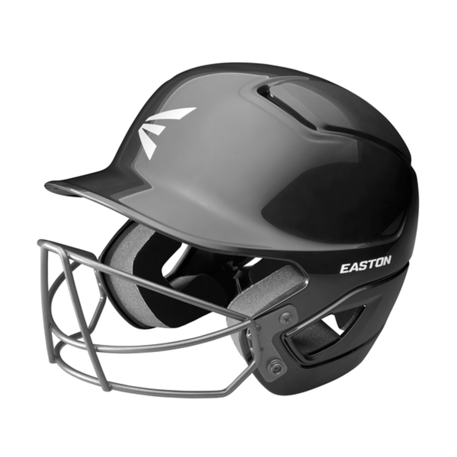 Easton Alpha Batting  Helmet Softball Mask Black