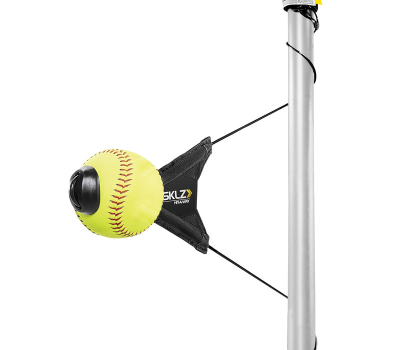 Hit-A-Way Softball Trainer