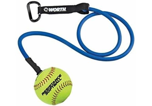 Worth 5-Tool Fastpitch Resistance Ball Band