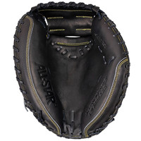 "All-Star 33.5"" Pro Elite Catchers Mitt Black"