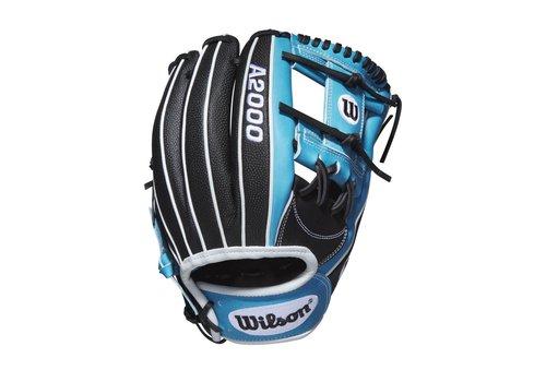 "Wilson Fan Designed Custom A2000 1787SS GOTM January 11.75"" Infield Baseball Glove"