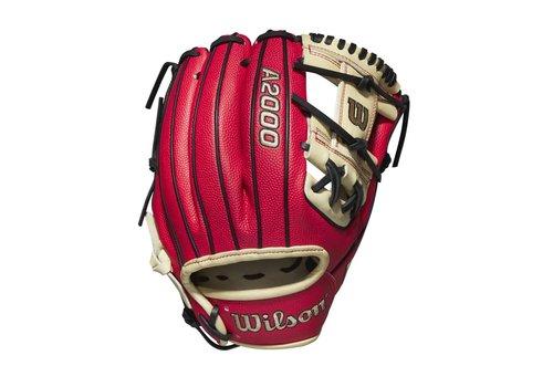 """Wilson A2000 1786SS 2020 February GOTM 11.5"""" Infield Baseball Glove"""