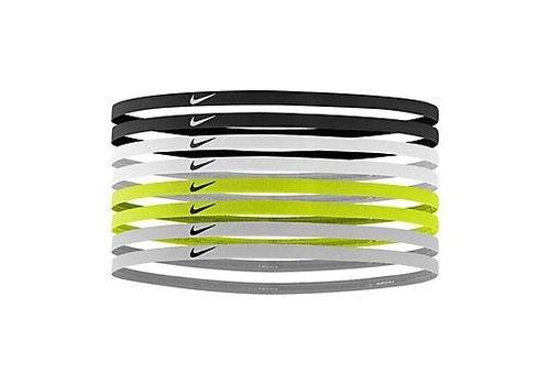 Nike Skinny Hairbands 8 Pack - OSFM