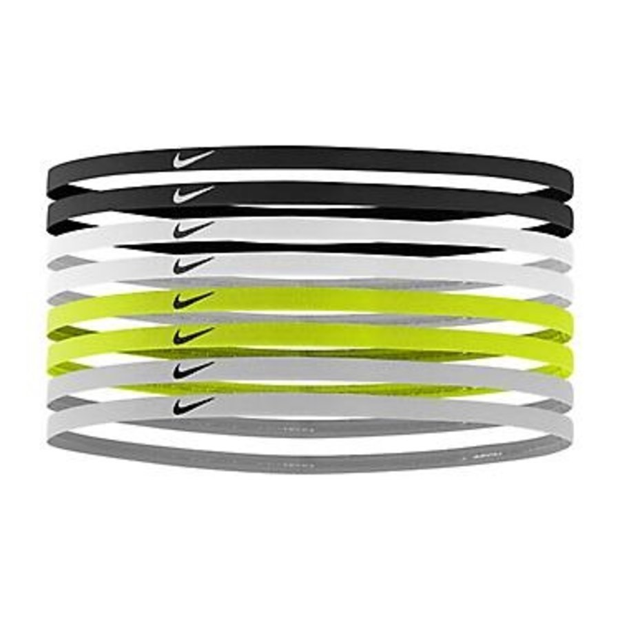 Nike Skinny Hairbands 8 Pack - OSFM