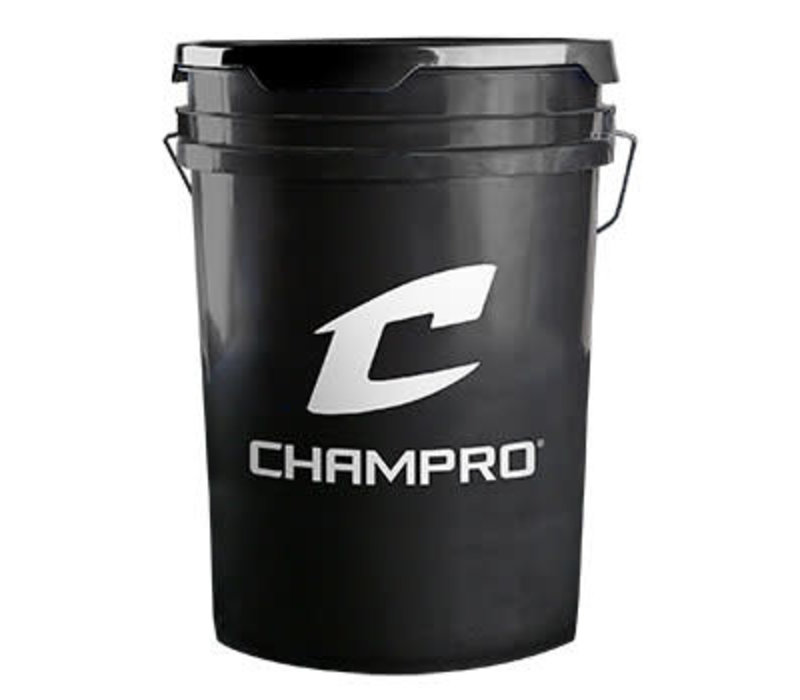 6 Gallon Ball Bucket Champro