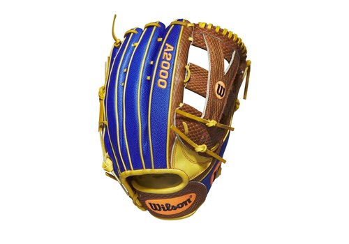 "Wilson A2000 YP66 Lourdes Gurriel GOTM March 2020 Superskin 12.75"" Outfield Baseball Glove"