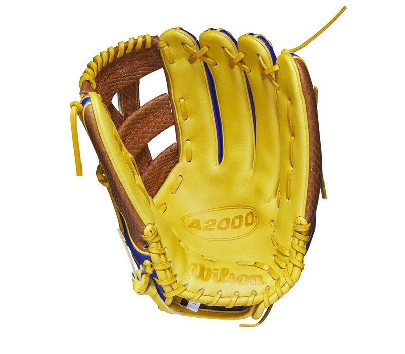 "A2000 YP66 Lourdes Gurriel GOTM March 2020 Superskin 12.75"" Outfield Baseball Glove"