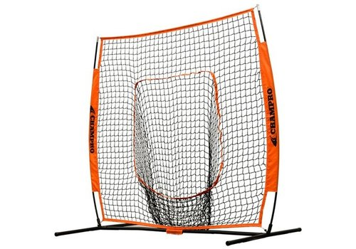 Champro 7' x 7' Portable Sock Screen Net