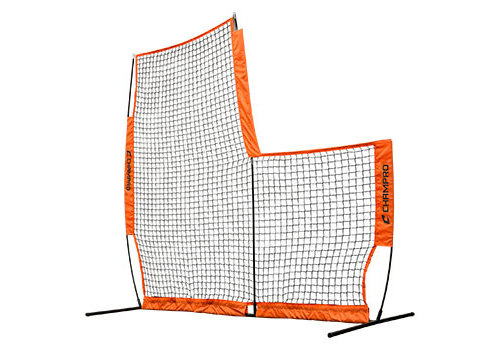 Champro Sports MVP Portable L Screen 7' x 7'