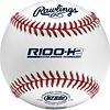 Rawlings R100-H2 NFHS Baseballs - 1 Dozen