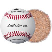 Little League Game RS - Cork/Rubber Core - Genuine Leather Cover Baseballs - Dozen