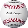 Champro Sports Champro Little League Game RS - Cork/Rubber Core - Genuine Leather Cover Baseballs - Dozen