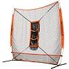 "Champro Sports Champro MVP Portable Training Net with TZ3 Training Zone - 7"" x 7"" Bulk Packaging"