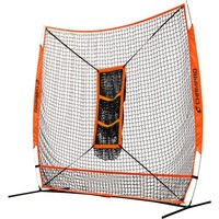 "Champro MVP Portable Training Net with TZ3 Training Zone - 7"" x 7"" Bulk Packaging"