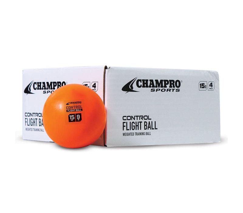 "9"" Control Flight Ball - 4pk"