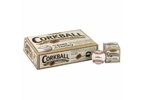 Markwort Leather Corkball Teampack - White