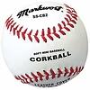 Markwort Soft Safe Corkball Style Mini-Baseball - White