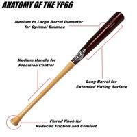 Old Hickory YP66 Maple Wood Baseball Bat
