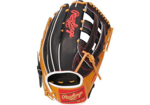 """Rawlings Gold Glove Club Glove of the Month September 2020 Heart of the Hide 12.75"""" Outfield Baseball Glove PRO3039-6BT"""