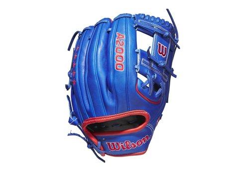 "Wilson July GOTM 2020 Royal America A2000 11.5"" Infield Baseball Glove"