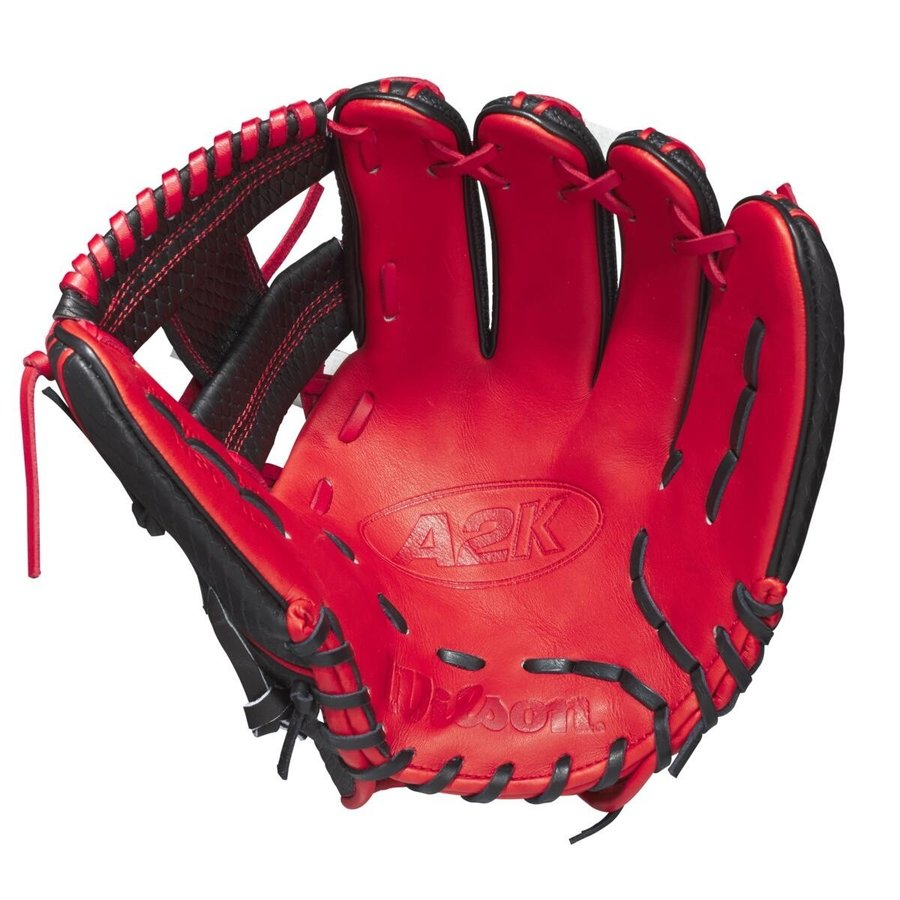 """Wilson August 2020 GOTM Paul DeJong A2K 11.5"""" Infield Baseball Glove"""