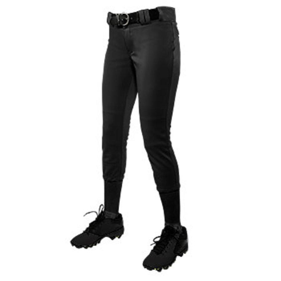 Champro Youth Tournament Women's Traditional Low-Rise Softball Pants