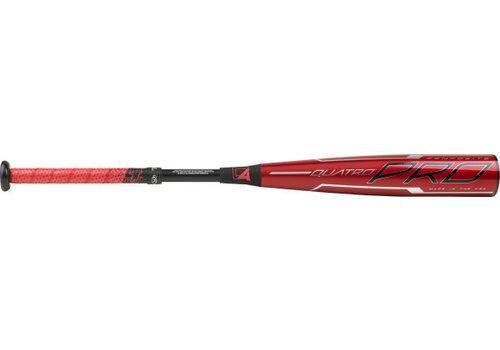 Rawlings 2020 Quatro Pro USSSA Baseball Bat (-10) 2 5/8