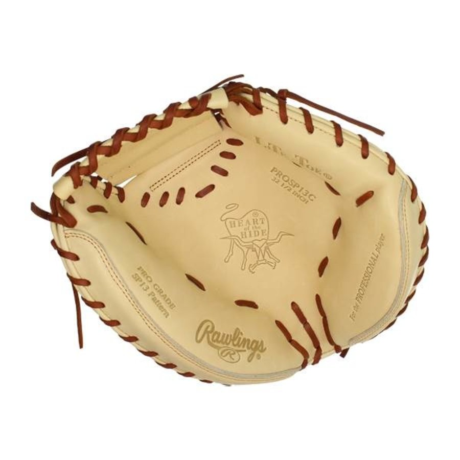 "Rawlings Heart of the Hide Salvador Perez 32.5"" Catcher's Baseball Mitt PROSP13C"