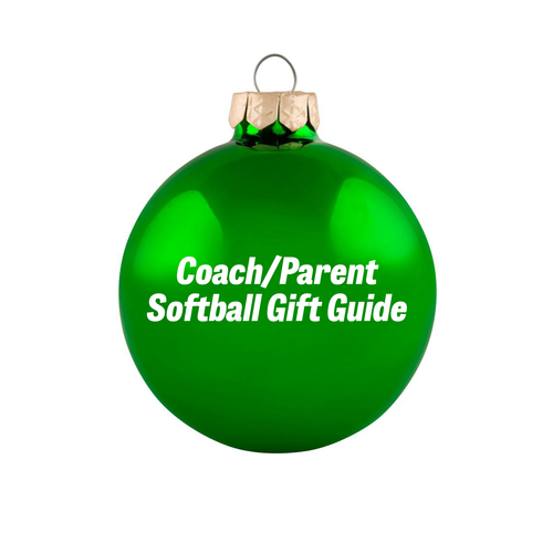 Coach/Parent Softball Gift Guide