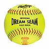 """Rawlings Rawlings NFHS Dream Seam 12"""" Softball - 1 Dozen"""