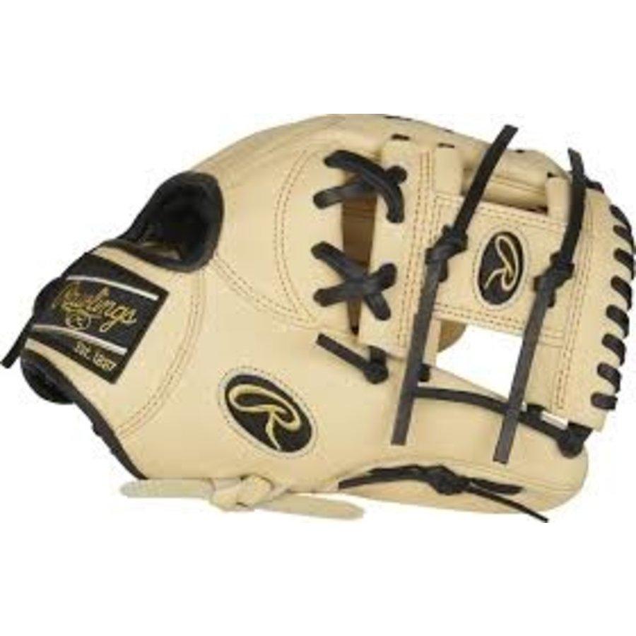 "Rawlings 2021 Heart of the Hide 11.5"" Infield Baseball Glove PRONP4-2CB"