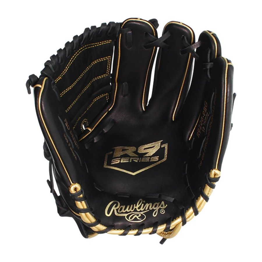 "Rawlings 2021 R9 Series 12"" Youth Infield Glove R9206-9BG"