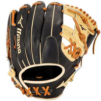 "Mizuno GPS1BK-600S2 Pro Select 11.75"" Infield Baseball Glove"