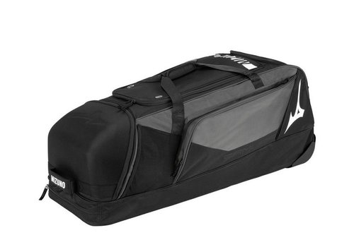 Mizuno Samurai Wheeled Bag