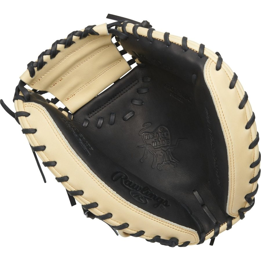 "Rawlings 2021 Heart of the Hide Yadier Molina Gameday Model 34"" Catcher's Baseball Glove PROYM4BC"