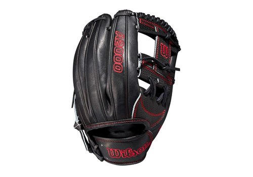 "Wilson 2021 A2000 January GOTM 11.75"" Infield Baseball Glove"