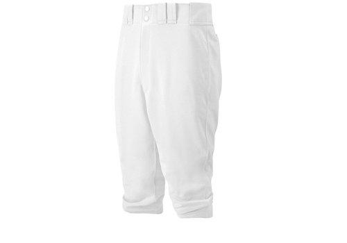 Mizuno Men's Premier Short Solid Knicker Baseball Pants