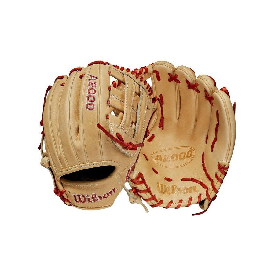 """Wilson 2021 A2000 PP05 11.5"""" Infield Baseball Glove"""