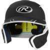 Rawlings Rawlings Mach 2-Tone Helmet w/R Flap