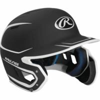 Rawlings Mach 2-Tone Helmet w/R Flap