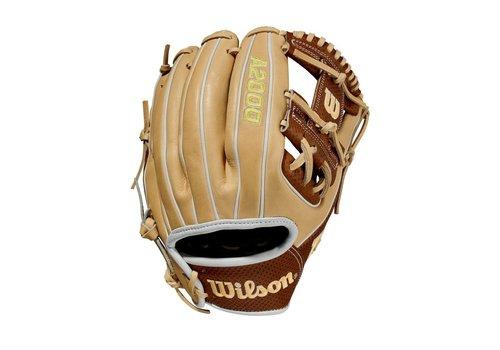 """Wilson A2000 SC86 11.5"""" Infield Baseball Glove WBW100153"""