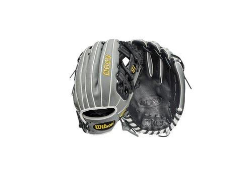 """Wilson 2021 A500 11"""" Youth Baseball Glove"""
