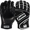Franklin Franklin Adult Powerstrap Chrome Batting Gloves