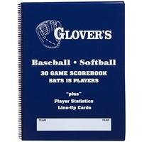 Glover's 15 Player Scorebook