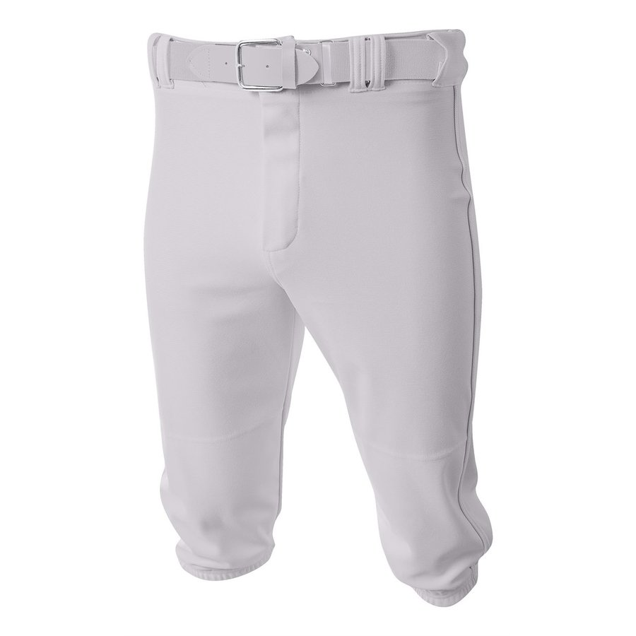 A4 Youth The Knick Solid Baseball Knickers