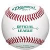 Diamond Diamond Official League Youth Game & Highschool Practice Ball DOL-1 OL 1 Dozen